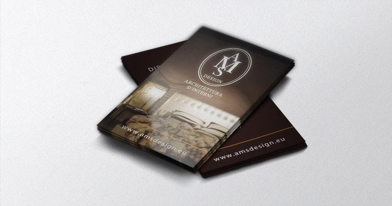 Estremamente Link pubblicità - Progettazione e Stampa Biglietto da Visita - AMS  ED13